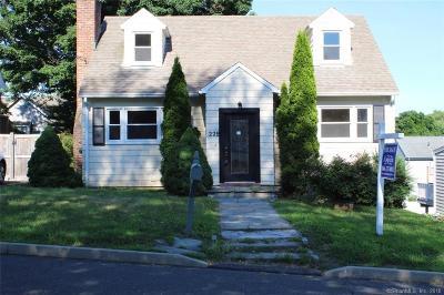 Fairfield Single Family Home For Sale: 228 Woodrow Avenue