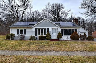 Wethersfield Single Family Home For Sale: 407 Maple Street