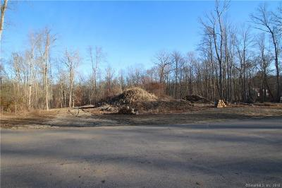 Tolland County, Windham County Residential Lots & Land For Sale: 20 Zoldak Drive