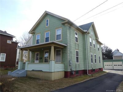 Enfield Single Family Home For Sale: 27 Windsor Street