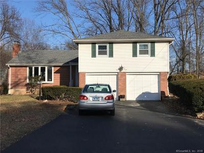 West Hartford Single Family Home For Sale: 256 King Philip Drive