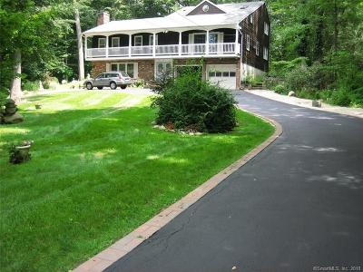 Fairfield County Single Family Home For Sale: 37 Hidden Brook Drive