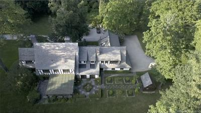 Greenwich CT Single Family Home For Sale: $3,795,000