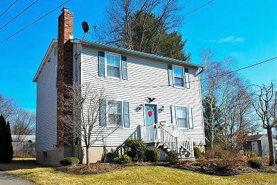 Newington Single Family Home For Sale: 186 Adrian Avenue