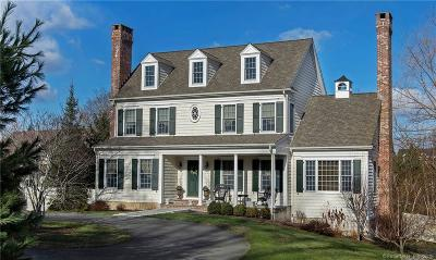 Ridgefield CT Single Family Home For Sale: $1,099,000