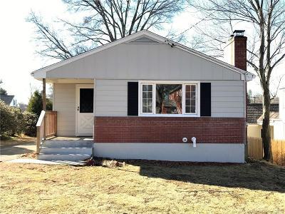 New Britain Single Family Home For Sale: 70 Jordan Street