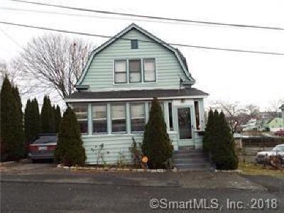 Bridgeport Single Family Home For Sale: 50 Sampson Street