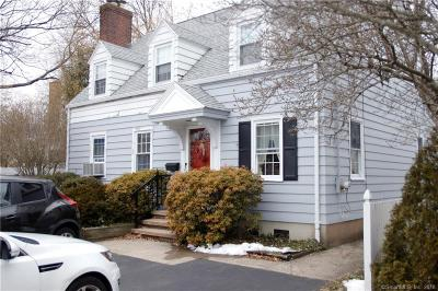 Hamden Single Family Home For Sale: 199 Woodin Street