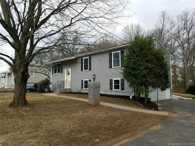 Southington Single Family Home For Sale: 139 Autumn Drive