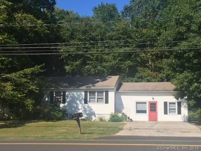 Monroe Single Family Home For Sale: 575 Monroe Turnpike