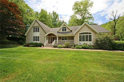 Ridgefield CT Single Family Home For Sale: $967,000