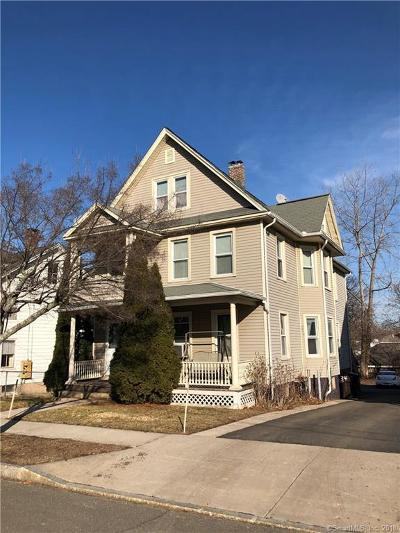 Middletown Rental For Rent: 634 High Street #3