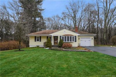 Hamden Single Family Home For Sale: 1091 Still Hill Road
