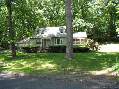 Meriden Single Family Home For Sale: 140 Amity Street