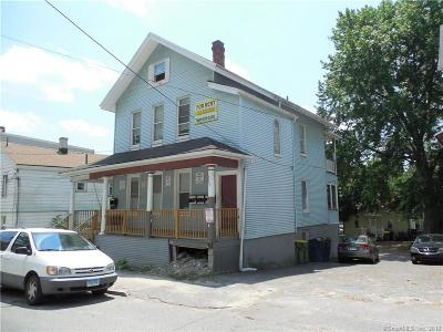 Waterbury Multi Family Home For Sale: 231 Bishop Street
