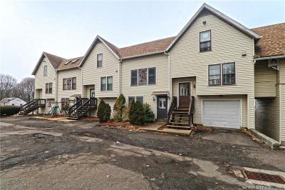 New Haven Condo/Townhouse For Sale: 114 Lexington Avenue #G