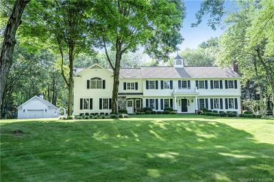 Ridgefield CT Single Family Home For Sale: $1,398,000