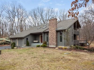 Portland Single Family Home For Sale: 206 Middle Haddam Road