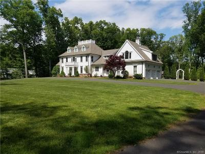 Somers Single Family Home For Sale: 708 Hall Hill Road
