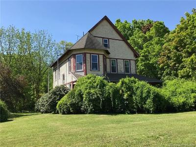 Pomfret Single Family Home For Sale: 24 Putnam Road
