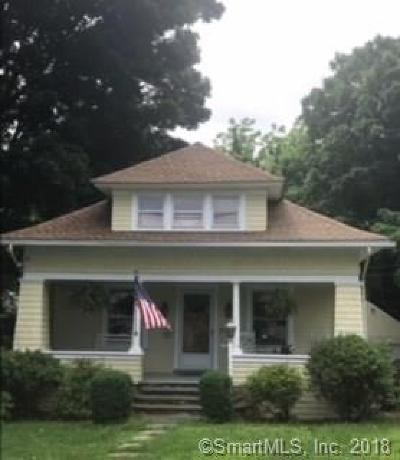 Trumbull Single Family Home For Sale: 195 Park Lane