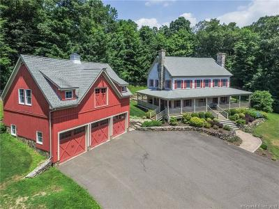 Danbury Single Family Home For Sale: 45 Middle River Road