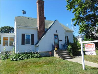 Waterbury Single Family Home For Sale: 180 Citizens Avenue
