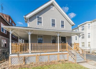Hartford Single Family Home For Sale: 697 Garden Street