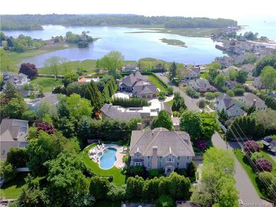 Westport CT Single Family Home For Sale: $3,895,000
