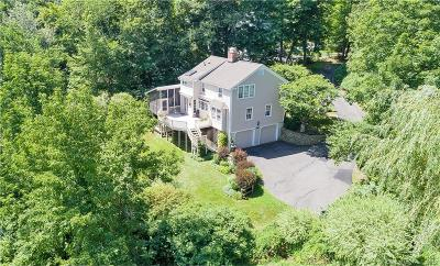 Ridgefield Single Family Home For Sale: 158 Main Street