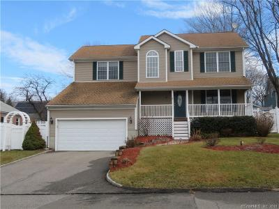 Milford CT Single Family Home For Sale: $486,000