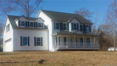 Stonington Single Family Home For Sale: 00 Brannegan
