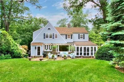 Norwalk CT Single Family Home For Sale: $1,725,000