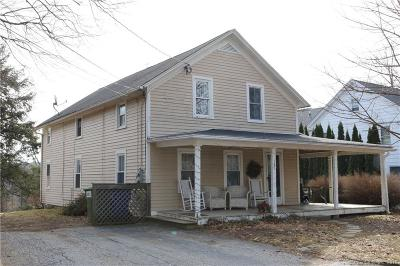 Litchfield Multi Family Home For Sale: 131 Old South Road