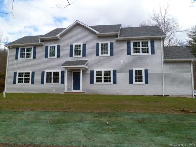 Bethel Single Family Home For Sale: 13 Old Lantern Drive
