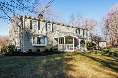 Fairfield County Single Family Home For Sale: 190 Banks Road
