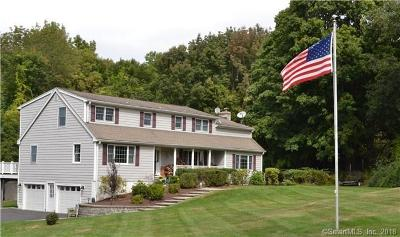 Ridgefield Single Family Home For Sale: 12 Holmes Road