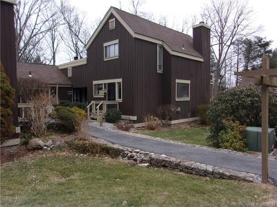Southbury Condo/Townhouse For Sale: 247 Heritage Village #F