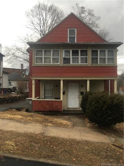 Bristol Multi Family Home For Sale: 124 Greene Street