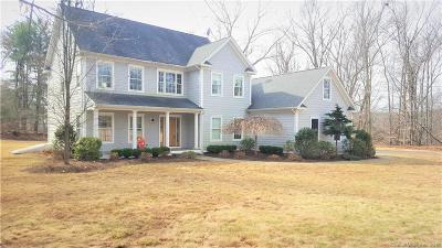 Trumbull Single Family Home For Sale: 24 Plum Tree Lane