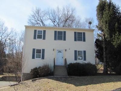Naugatuck Single Family Home For Sale: 87 Alma Street