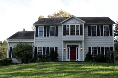 Fairfield County Single Family Home For Sale: 104 Dodgingtown Road