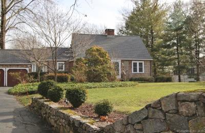 Westport Single Family Home For Sale: 90 Old Road