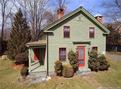Woodbury Single Family Home For Sale: 236 Quassuk Road