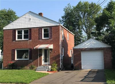 New Britain Single Family Home For Sale: 163 Queen Street