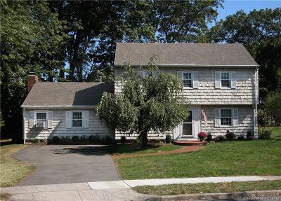 Milford CT Single Family Home For Sale: $350,000