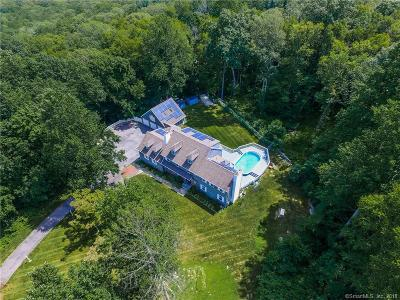 Ledyard Single Family Home For Sale: 11 Wicklow Turn