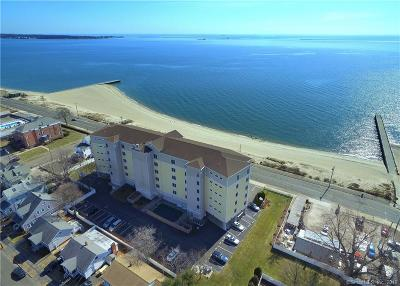 West Haven Condo/Townhouse For Sale: 343 Beach Street #301