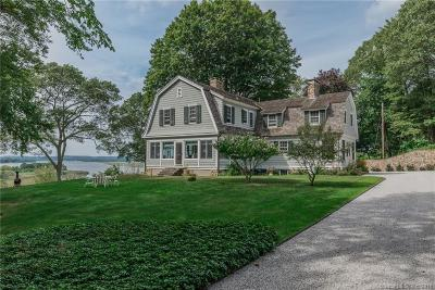 Old Lyme Single Family Home For Sale: 41 Neck Road