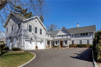 Norwalk Single Family Home For Sale: 33 Wilson Avenue